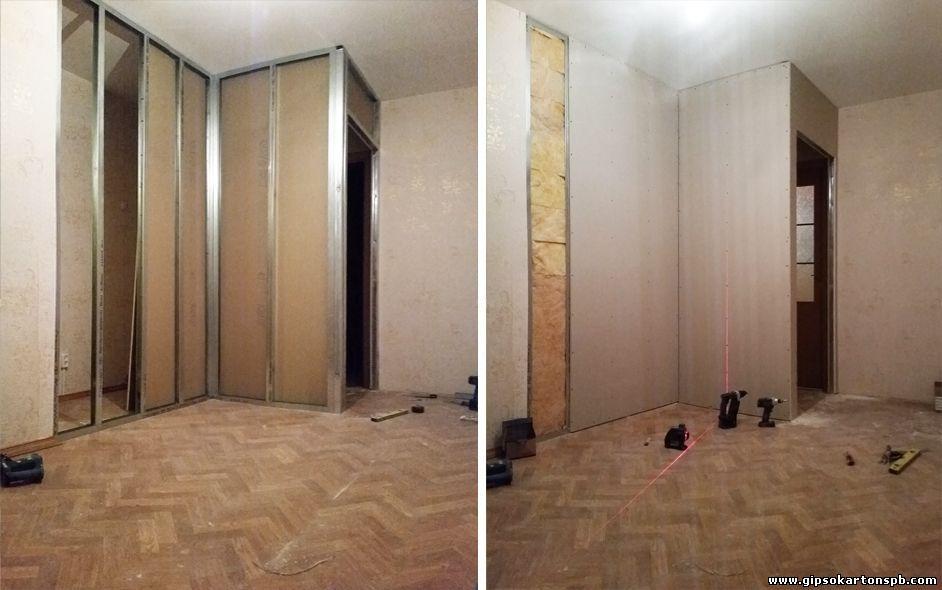 Как проходные комнаты сделать изолированными