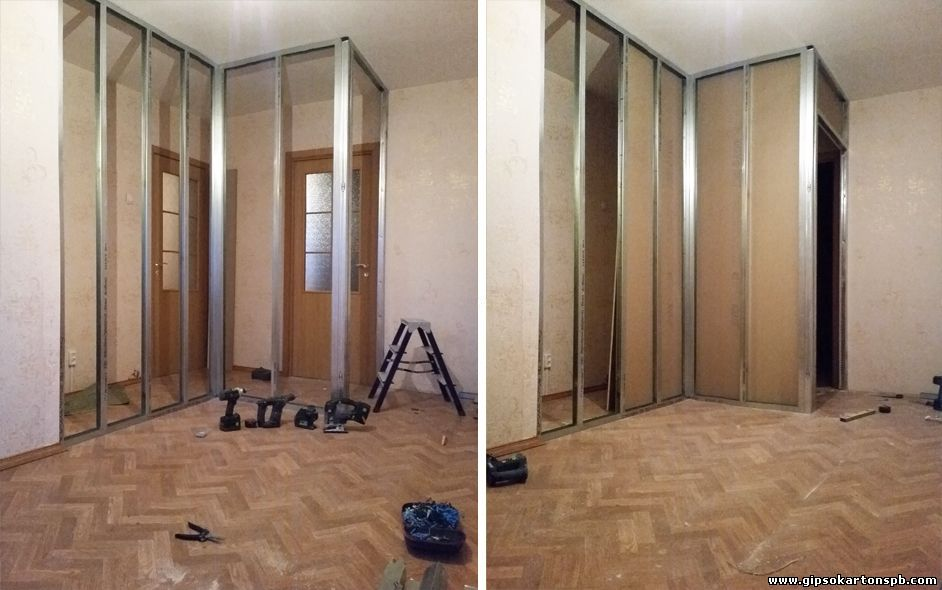 Как в хрущевке сделать комнаты изолированные