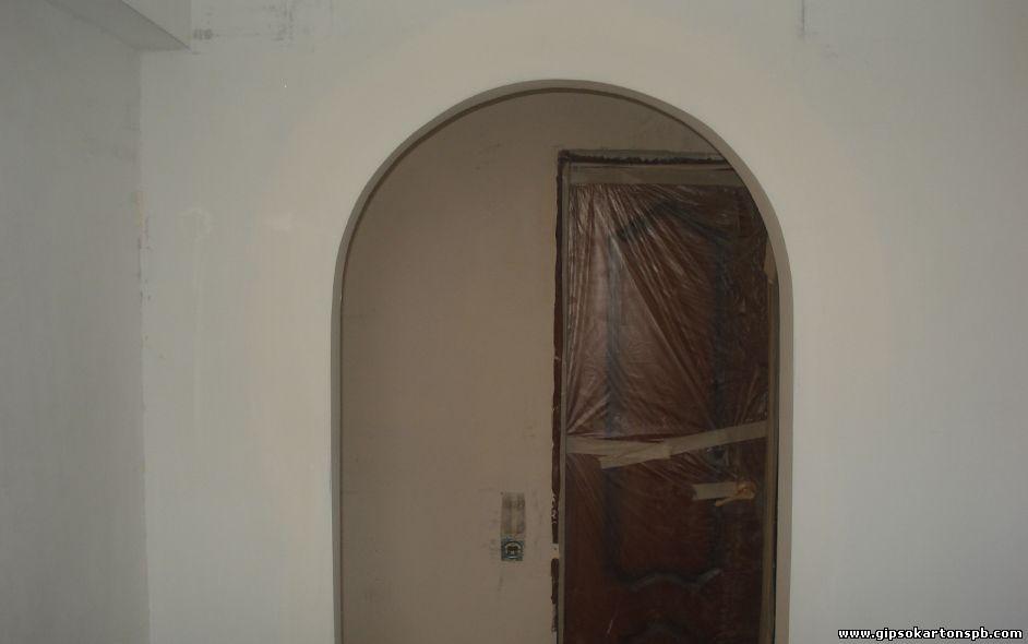 Дверная арка своими руками фото 856